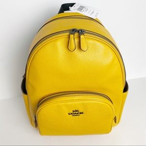 COACH | Leather Backpack NWT